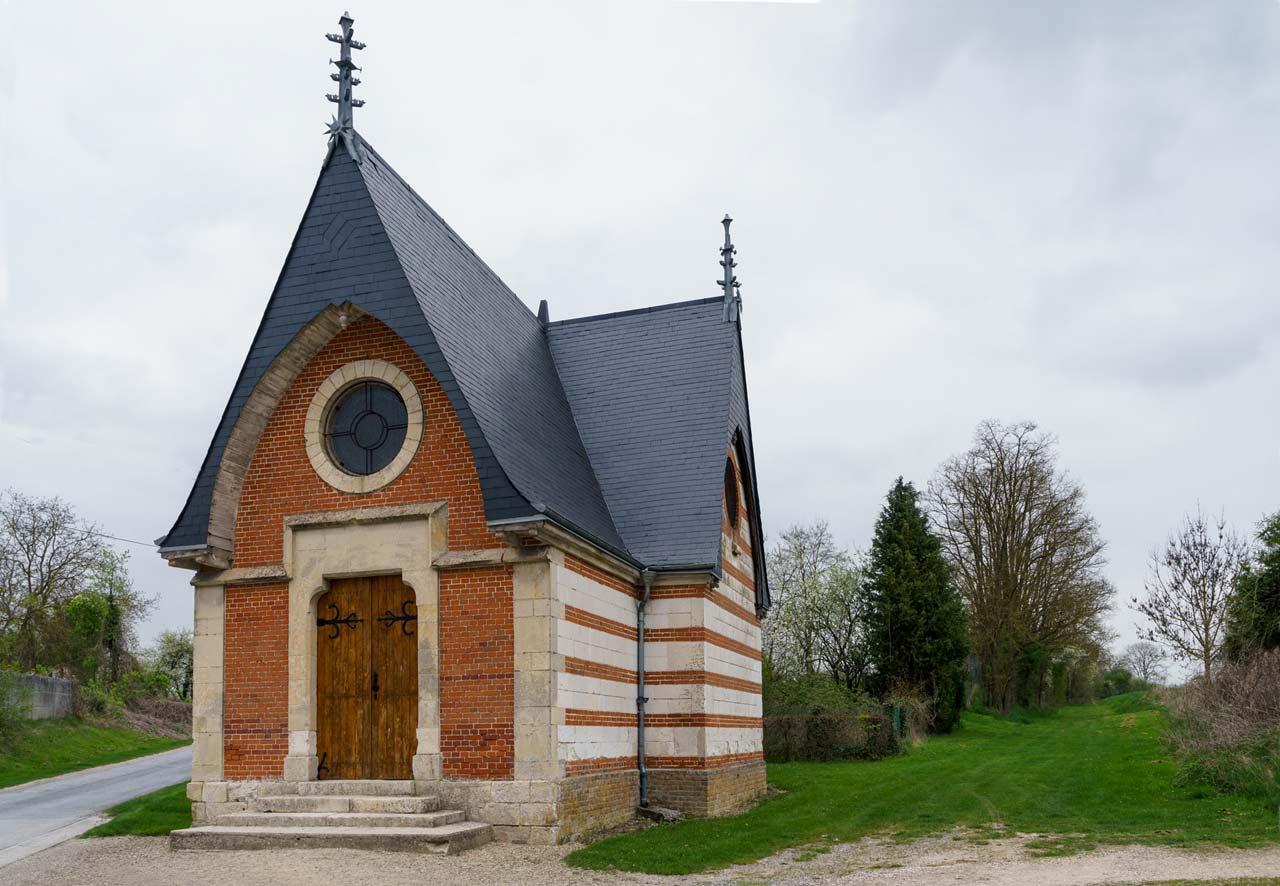 Chapelle Notre-Dame-de-la-Pitié