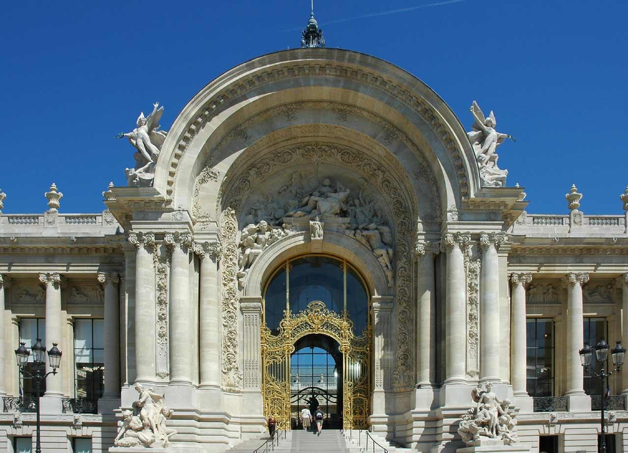 Le Petit Palais à Paris