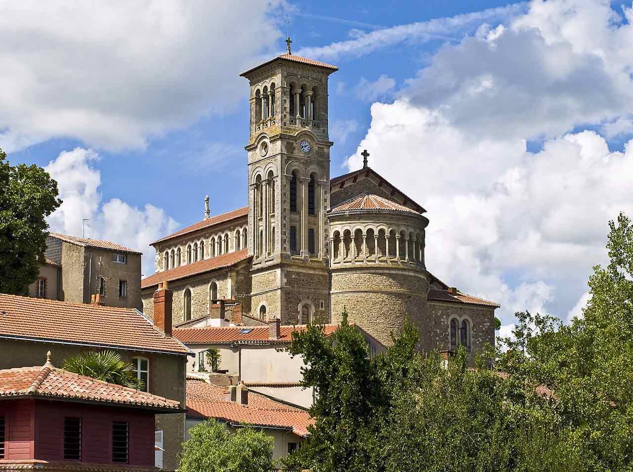 Clisson - Église Notre Dame