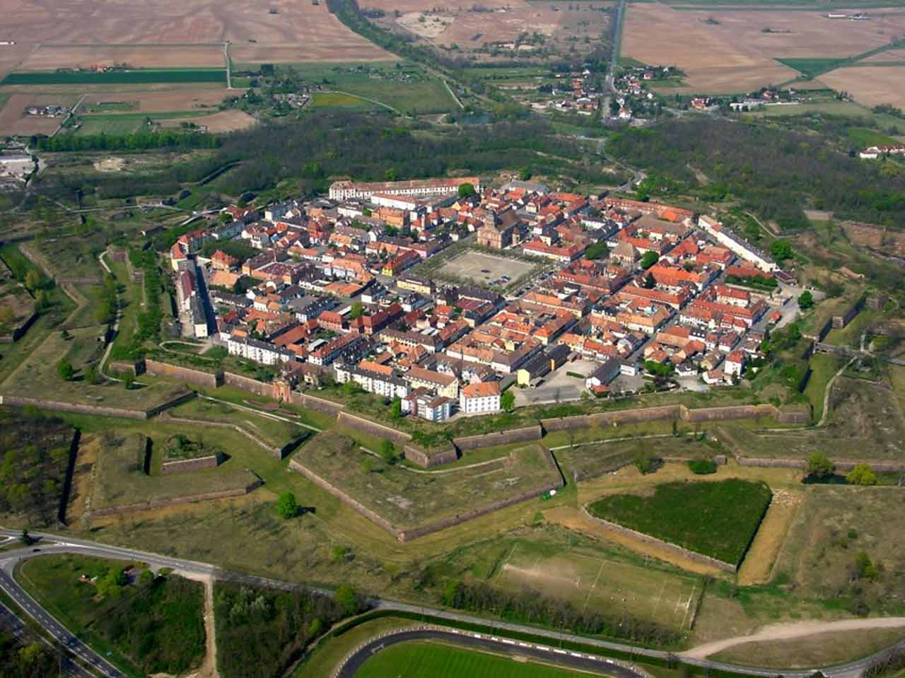 Neuf-Brisach, Grand Est