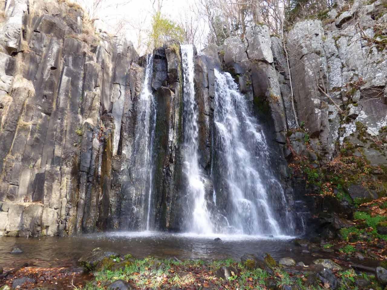 La Cascade de la Terrisse, Cantal
