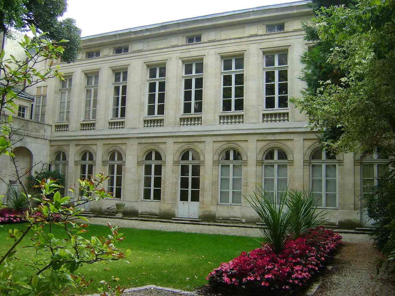 Musée du nouveau monde de La Rochelle
