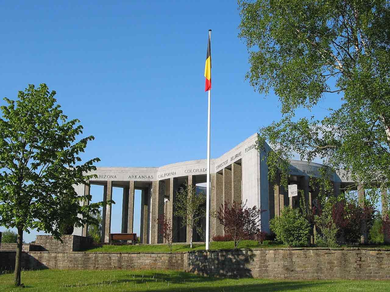 Le Mémorial du Mardasson