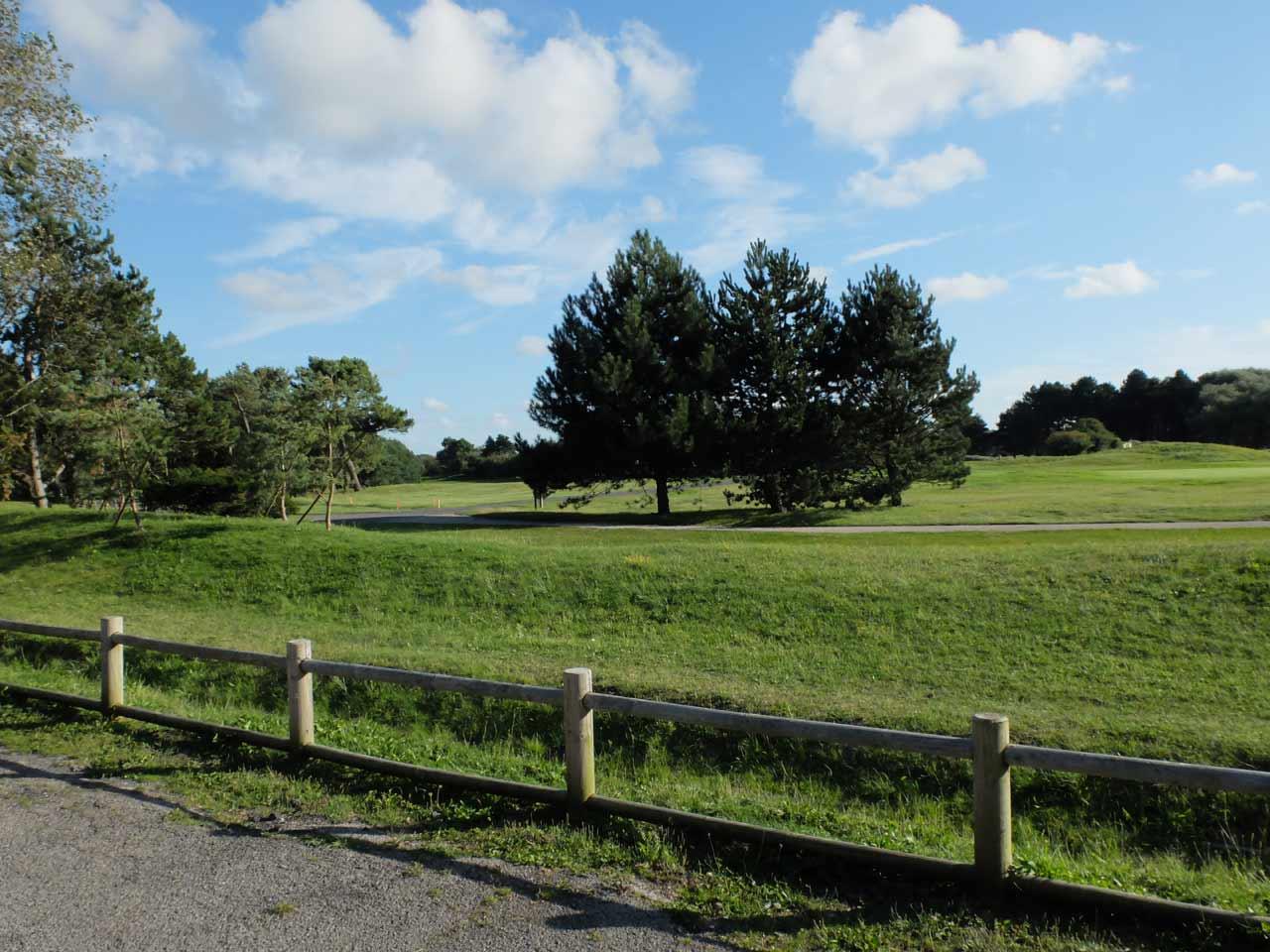 Le golf du Touquet, Pas-de-Calais