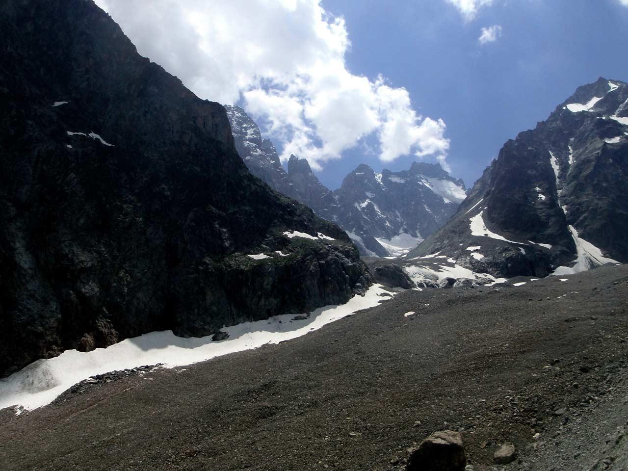 Le glacier noir