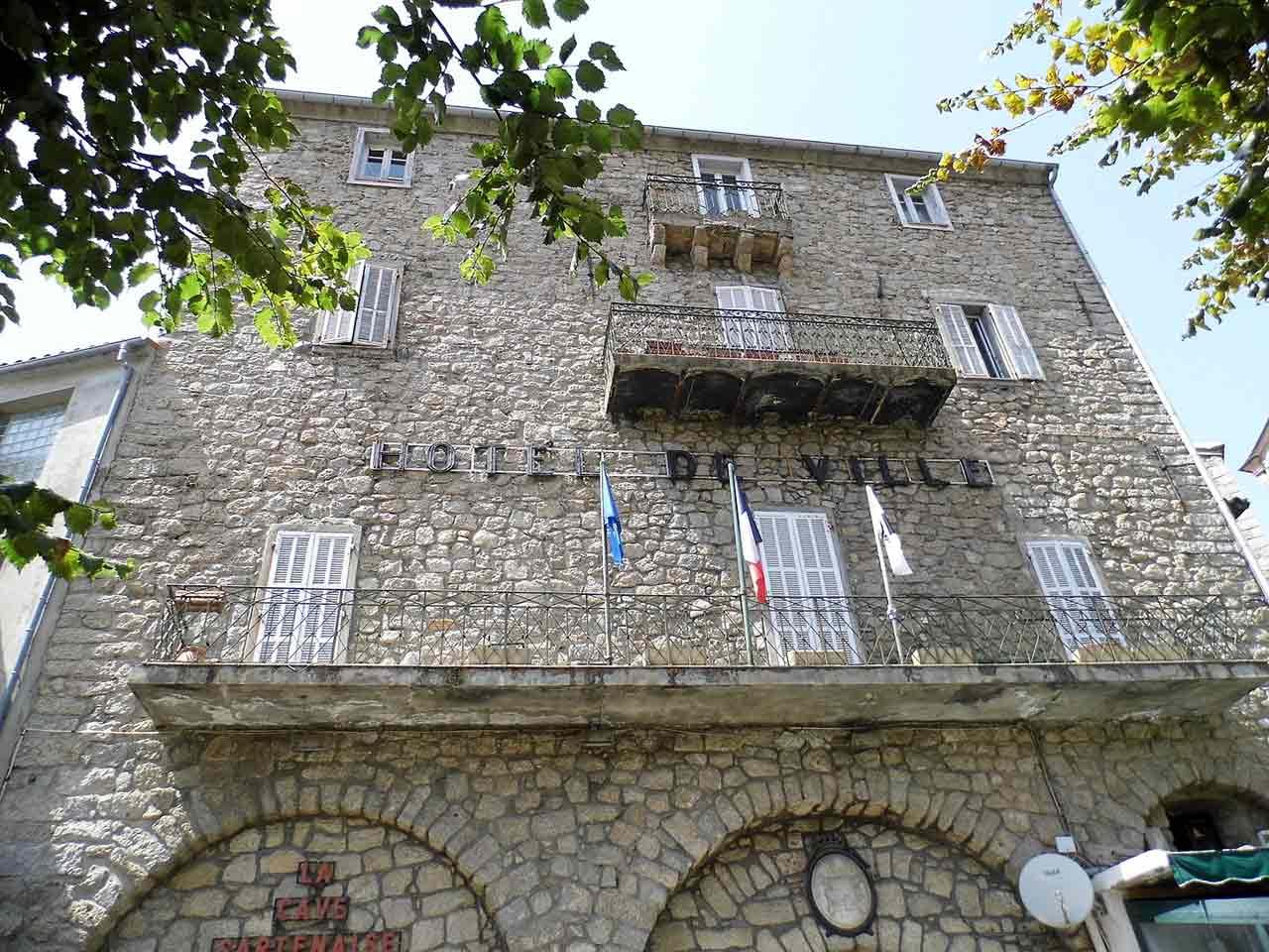 Hôtel de Ville de Sartène