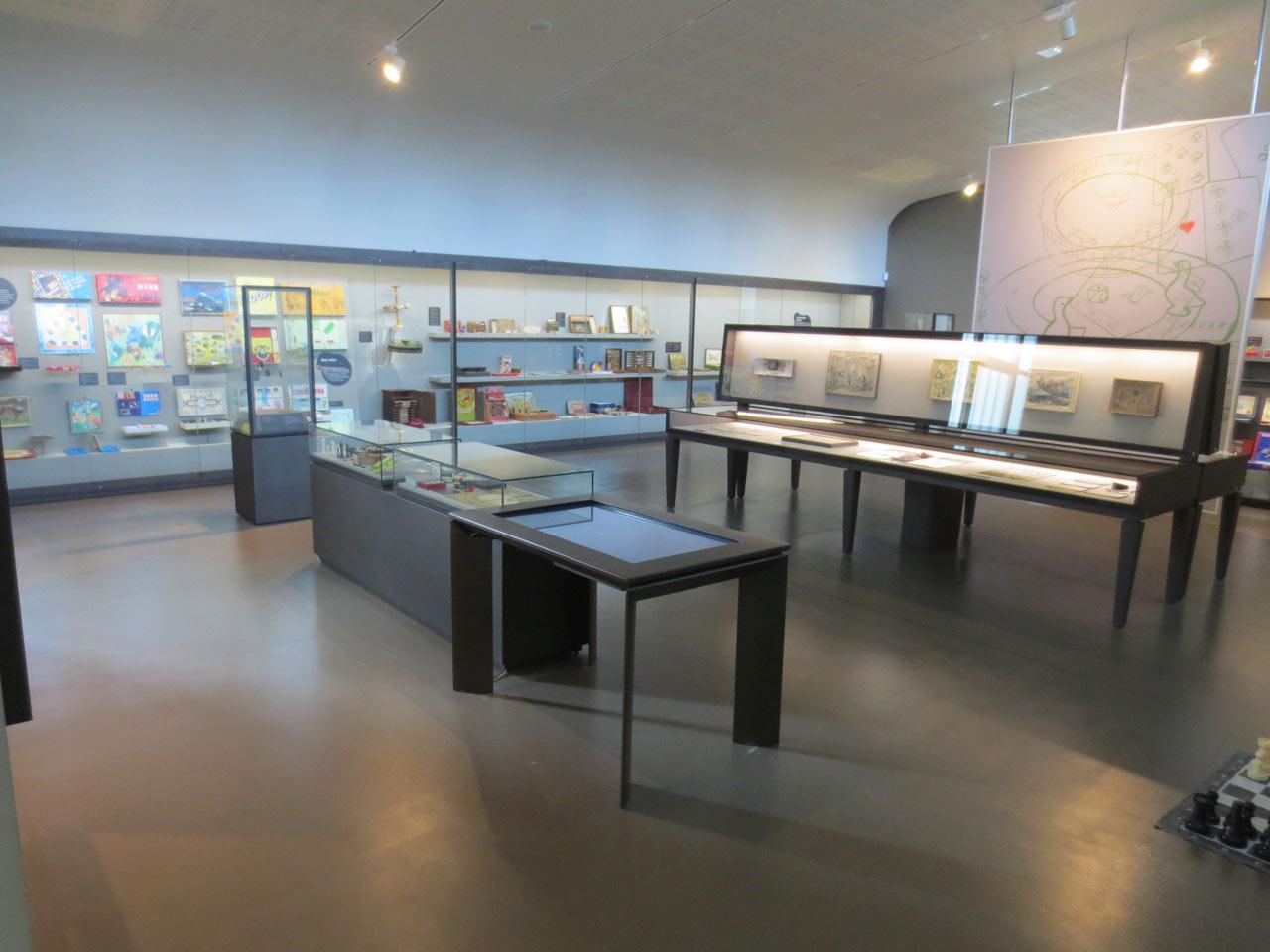 Musée du Jouet sur Moirans-en-Montagne