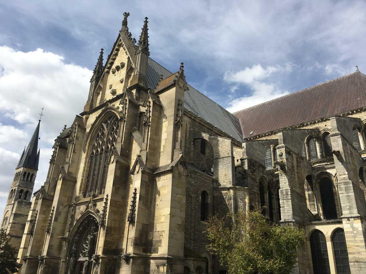 Basilique Saint Rémi à Reims