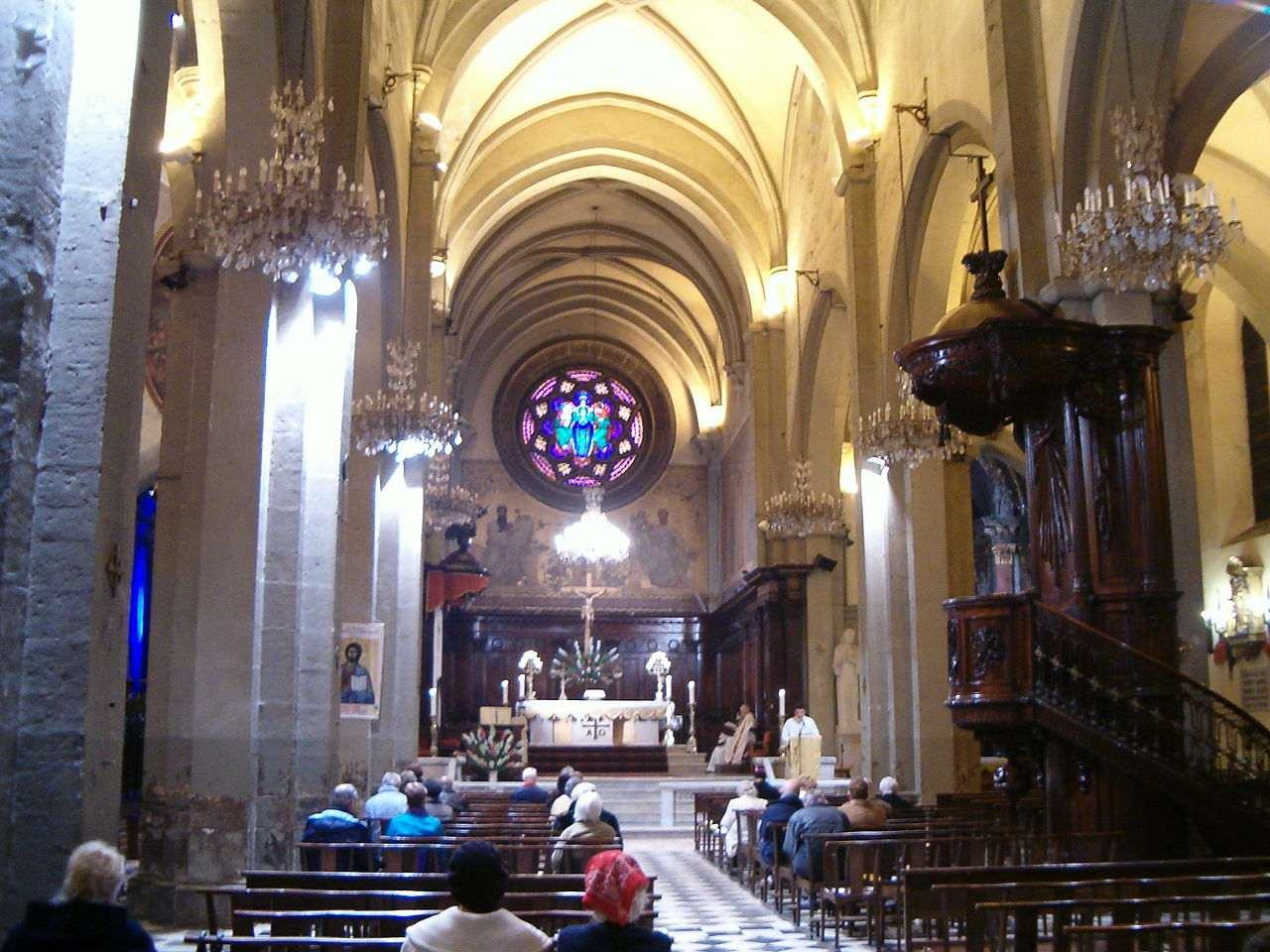 Cathédrale de Toulon