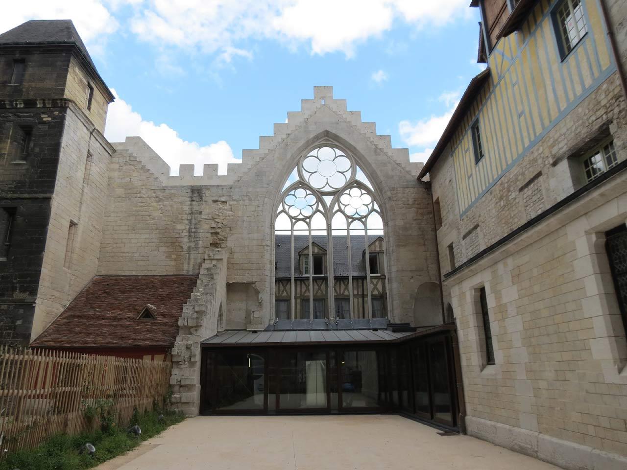 L'Historial Jeanne d'Arc à Rouen