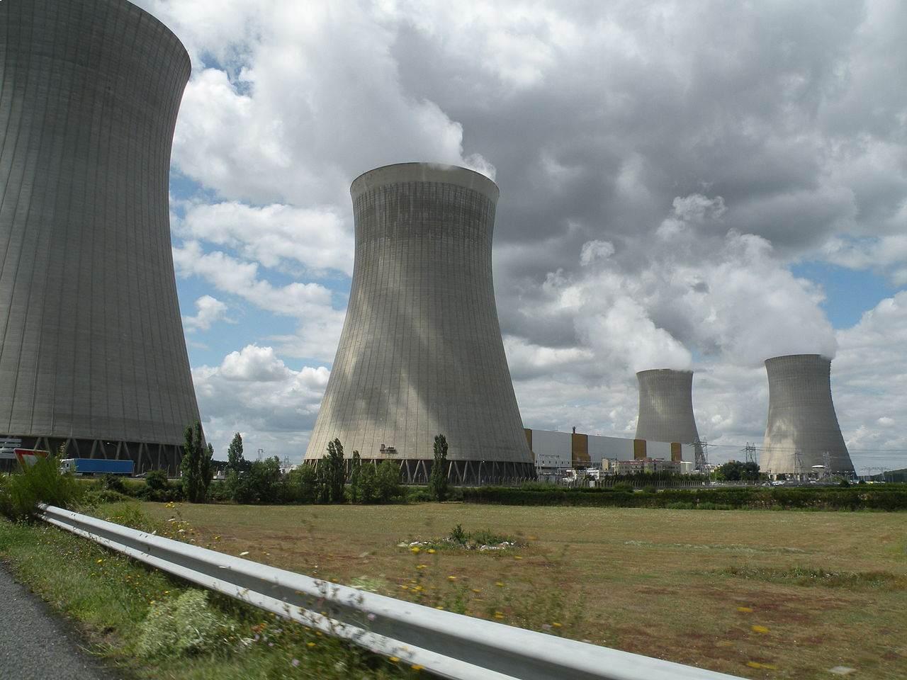 Centre nucléaire de production d'électricité (CNPE) de Dampierre-En-Burly
