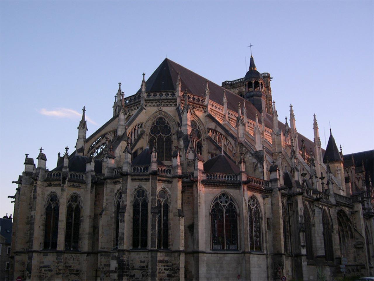 Cathédrale Saint Cyr et Sainte Juliette