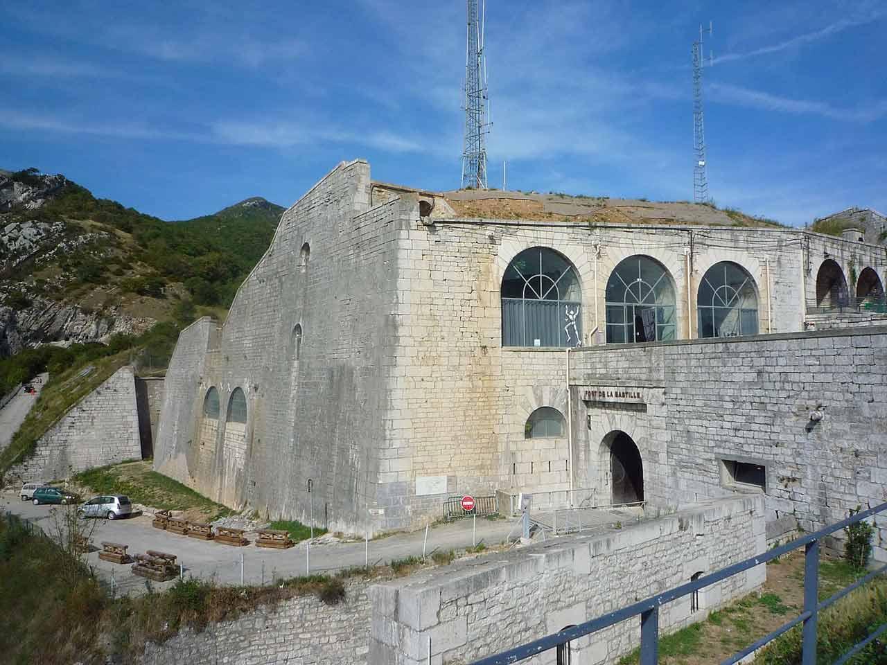 Fort de La Bastille-le donjon