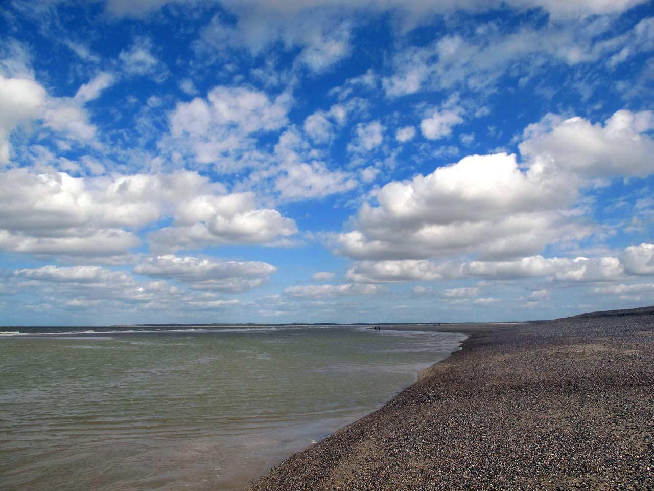 Les plages de la Baie de Somme