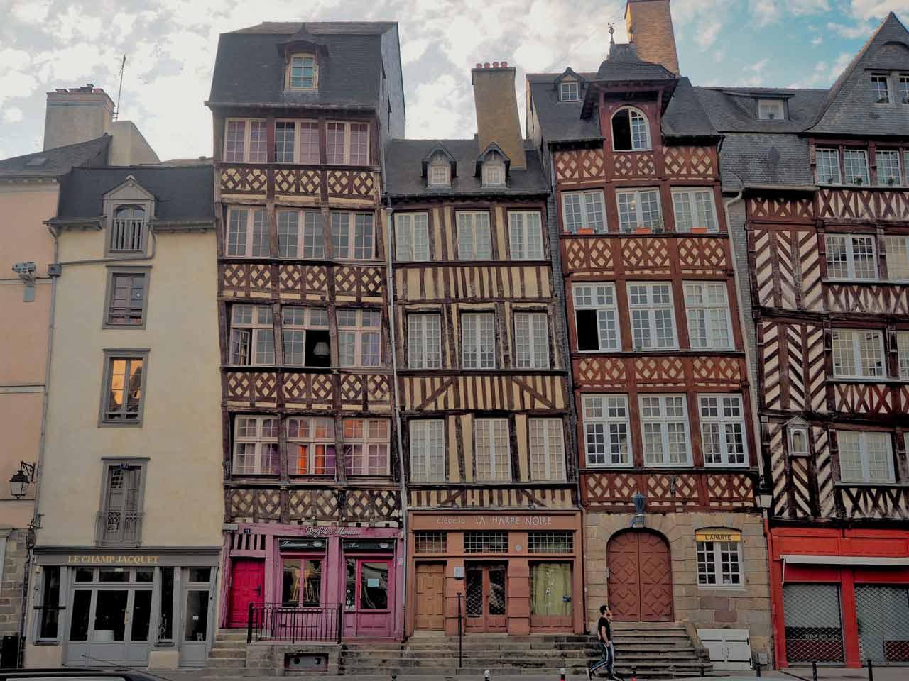 Road trip de Rennes à Biarritz