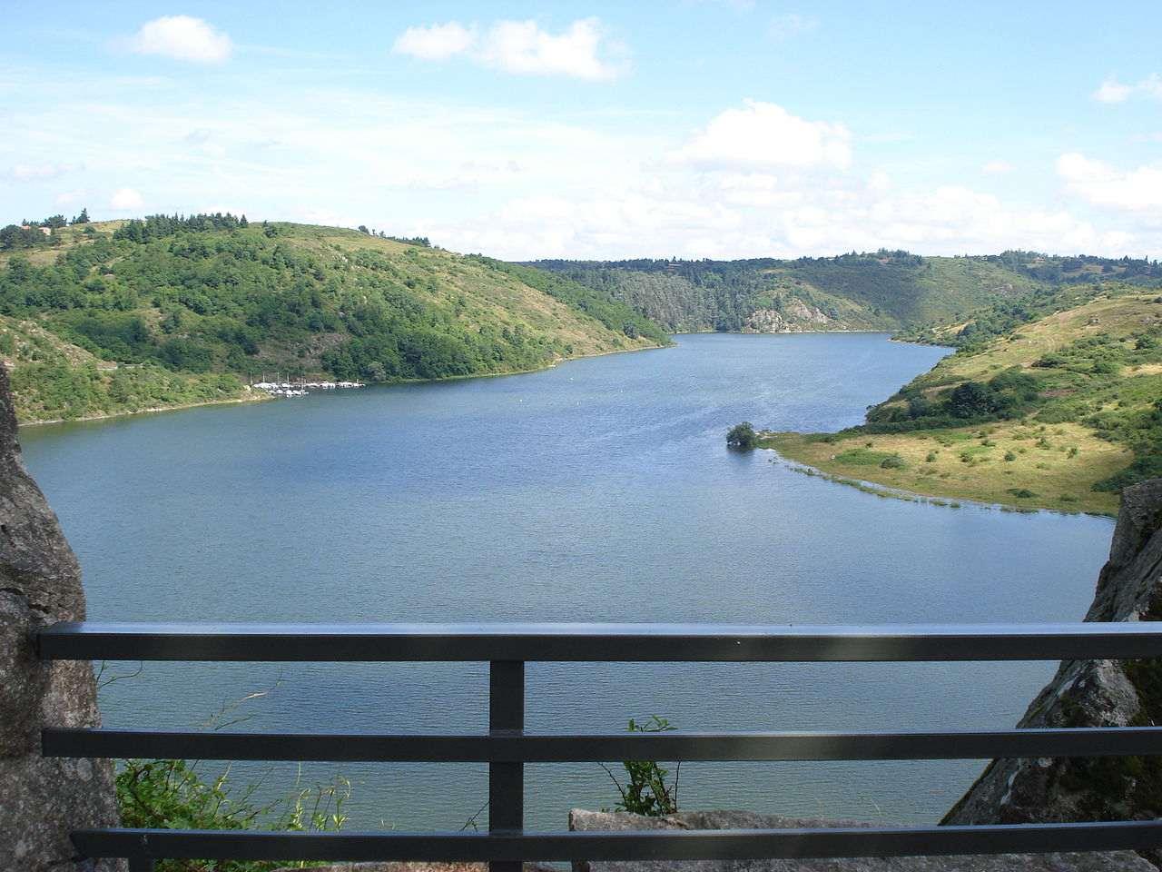 Les gorges de la Loire