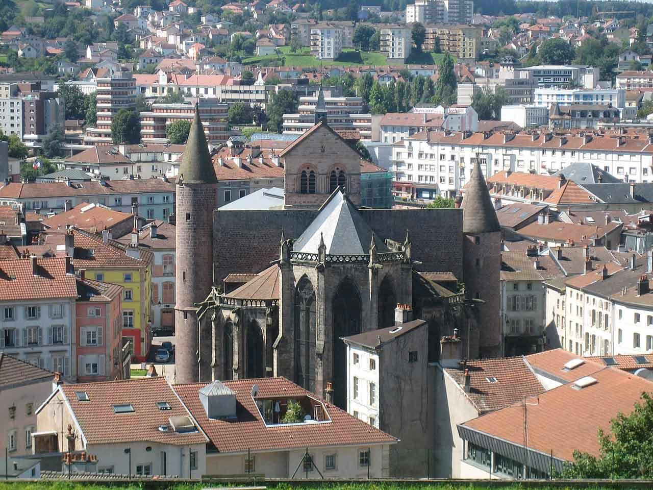 Basilique Saint Maurice