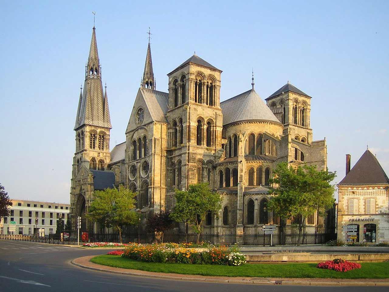 Notre-Dame-en-Vaux de Châlons-en-Champagne
