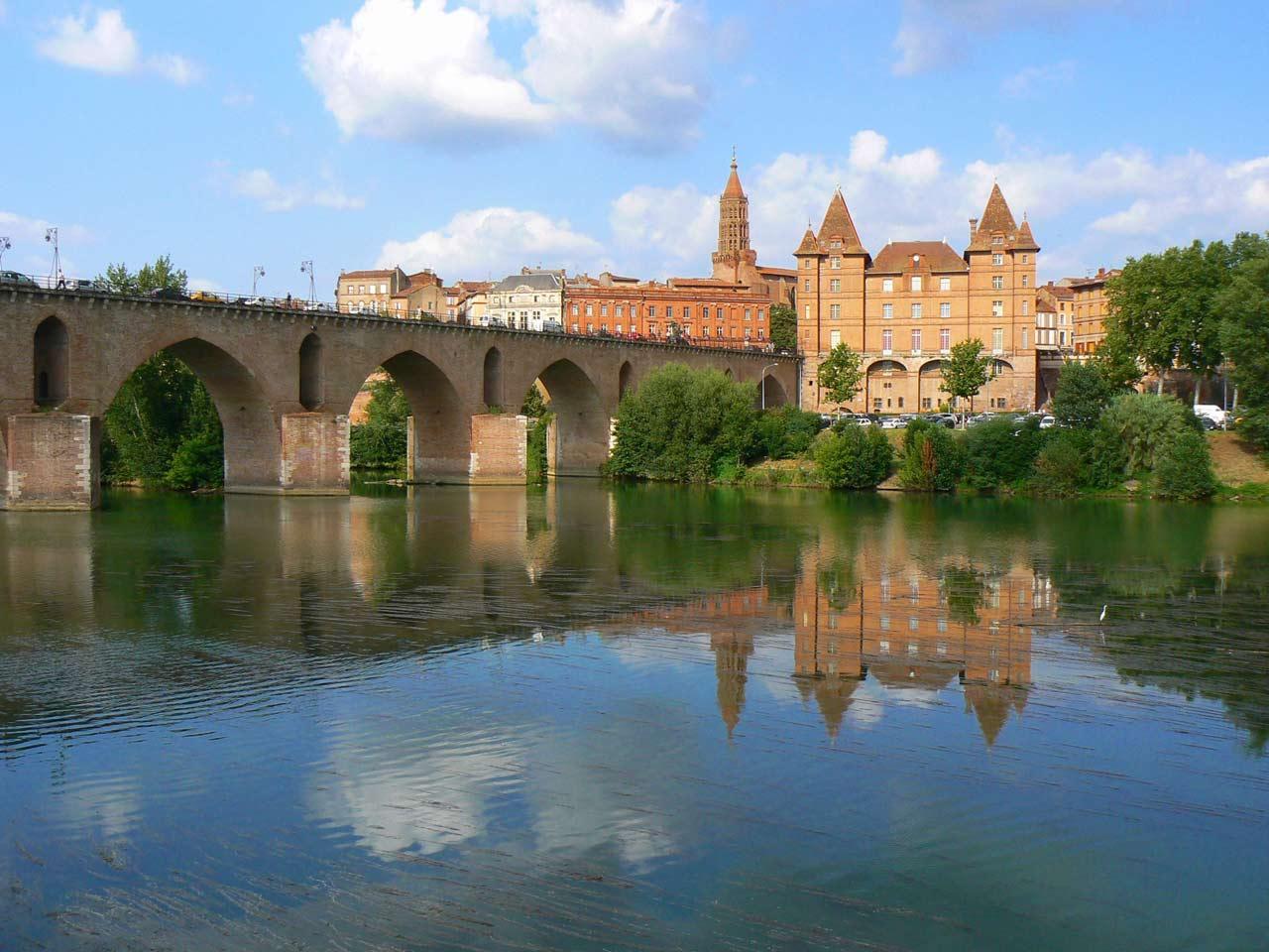 Le Pont Vieux Montauban