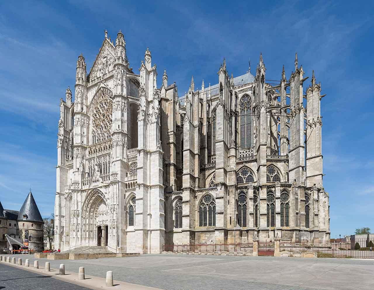 Cathédrale Saint-Pierre, Beauvais