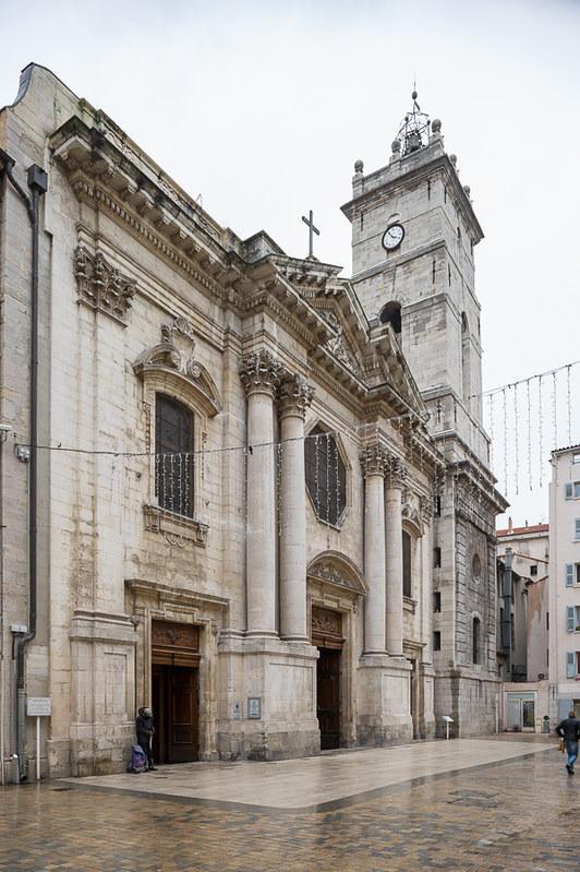 Cathédrale Notre-Dame-de-la-Seds de Toulon