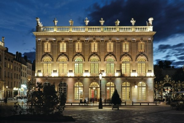 Le musée des Beaux Arts de Nancy