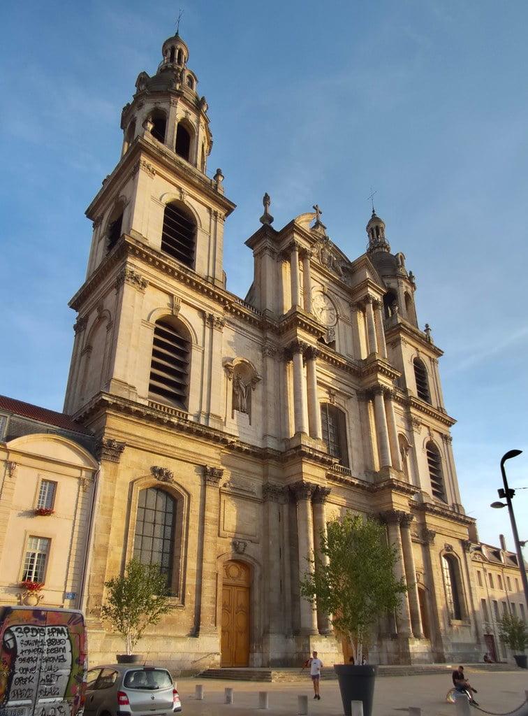 La cathédrale de Notre-Dame-de-l'Annonciation