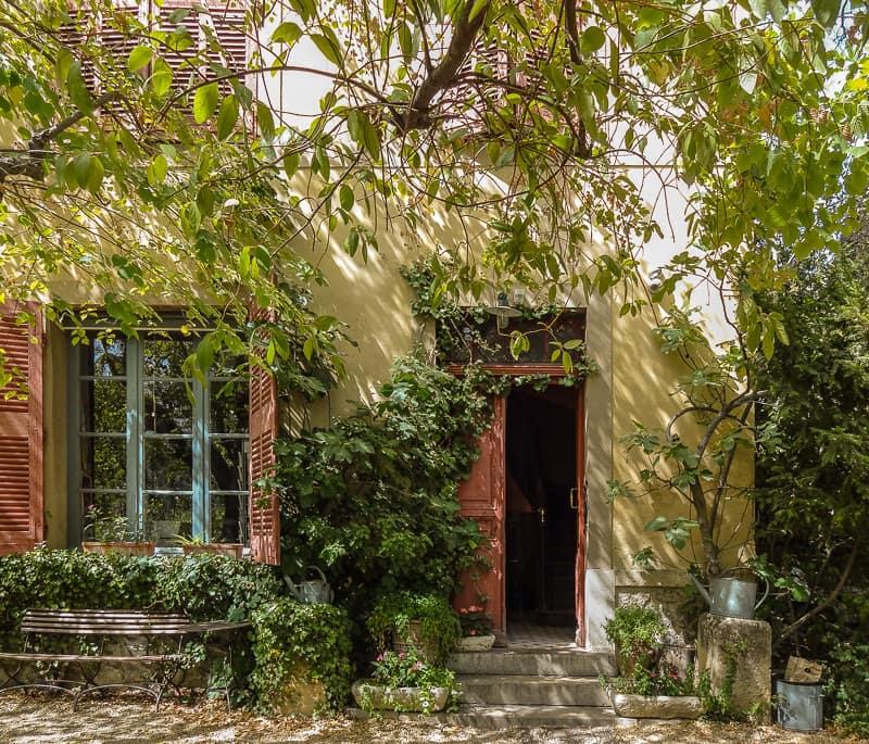 L'Atelier du Peinte Cézanne à Aix