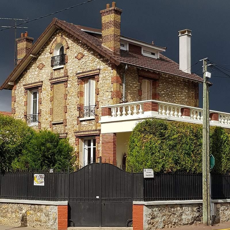 Maison en meulière en Ile de France