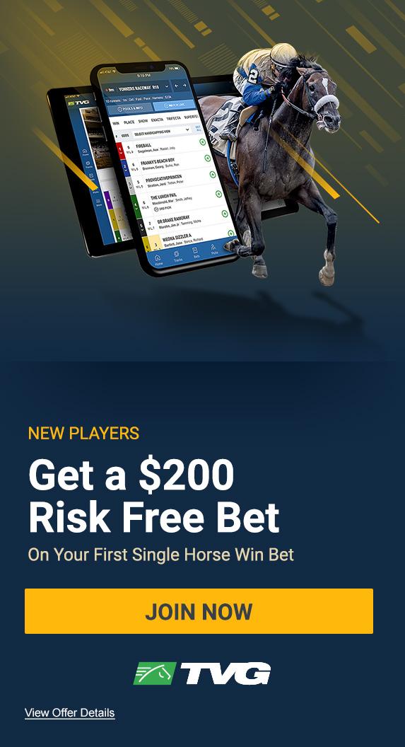 Tvg betting free betting on sport pesa