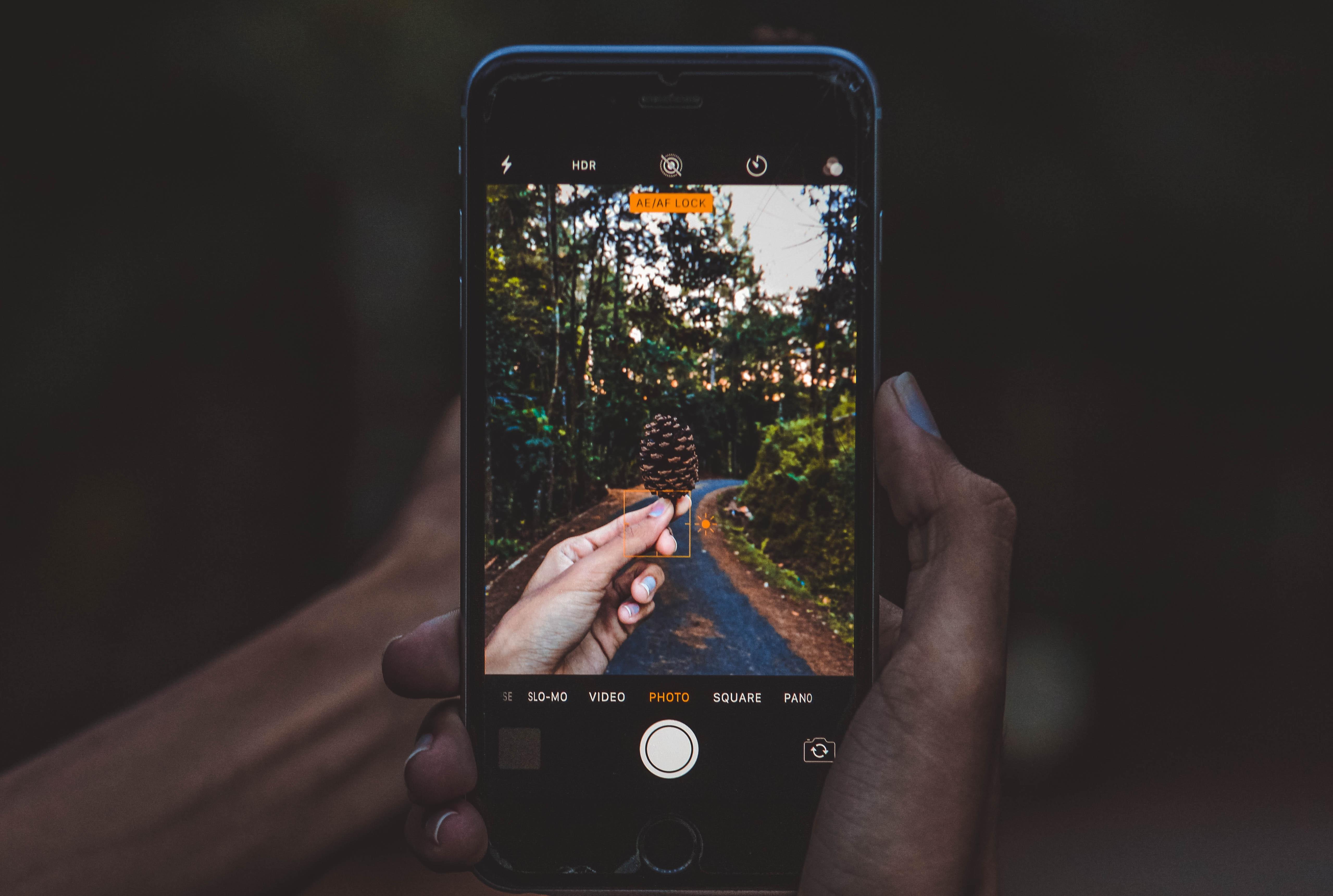 Профессионально фотографируем на смартфон