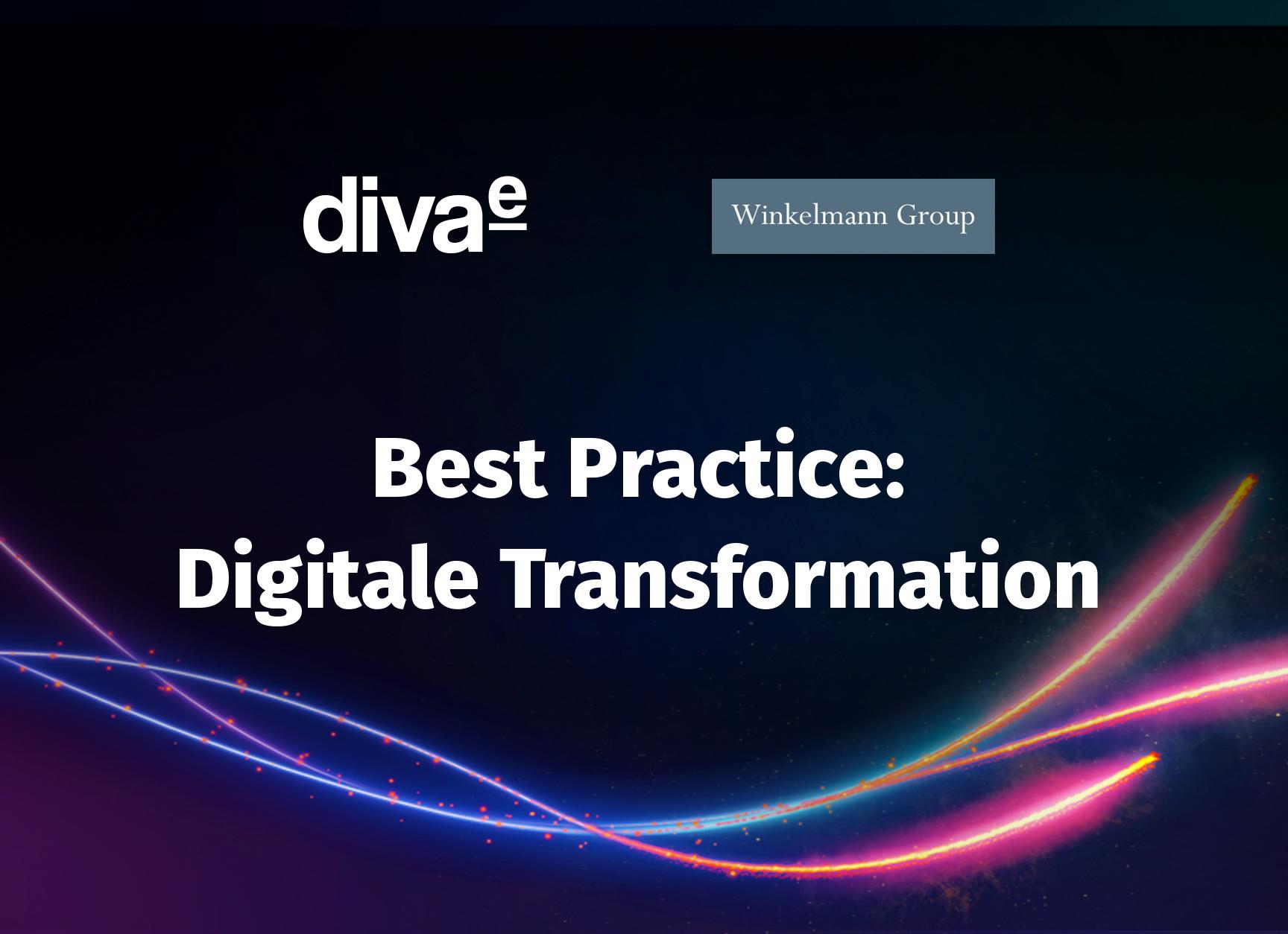 Webinar: Best Practice digitale Transformation