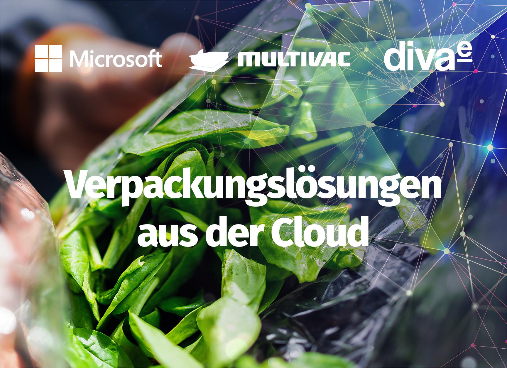 Verpackungsspezialist MULTIVAC packt Komplexität in die Cloud