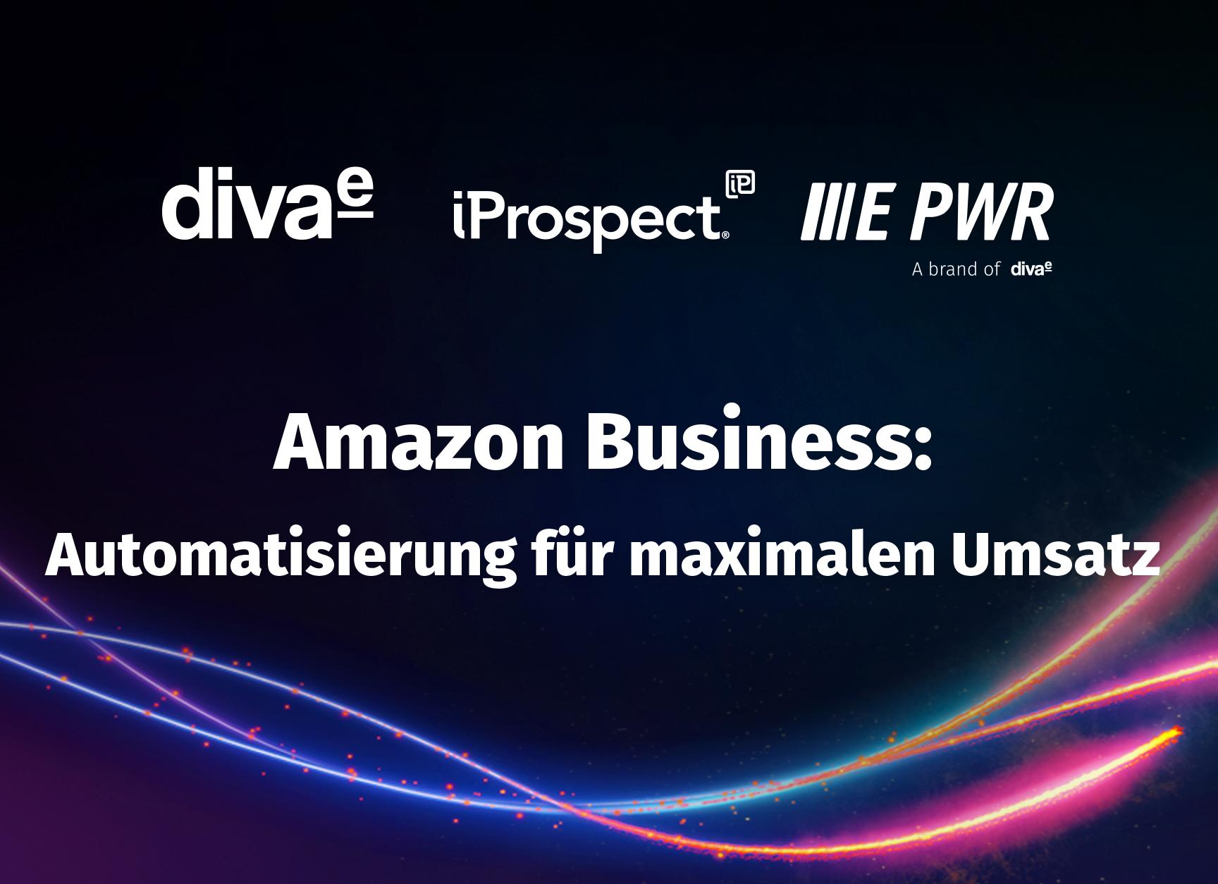 Webinar: Umsatzsteigerung bei Amazon durch Automatisierung