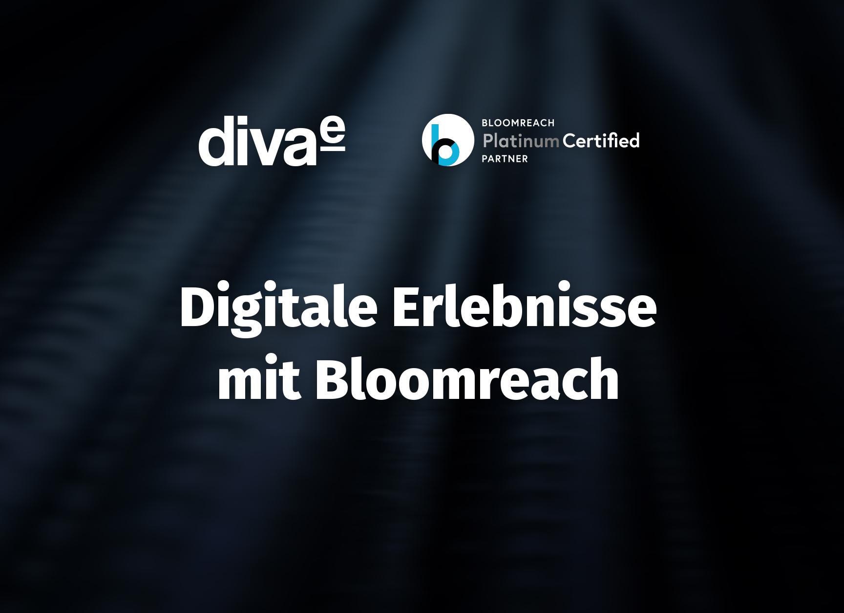 Webinar: Digitale Erlebnisse schaffen mit der Bloomreach Experience Cloud (brX)