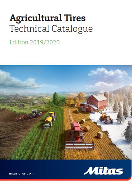 Mitas Farm Tires Databook
