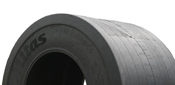Mitas Powerpull tyre