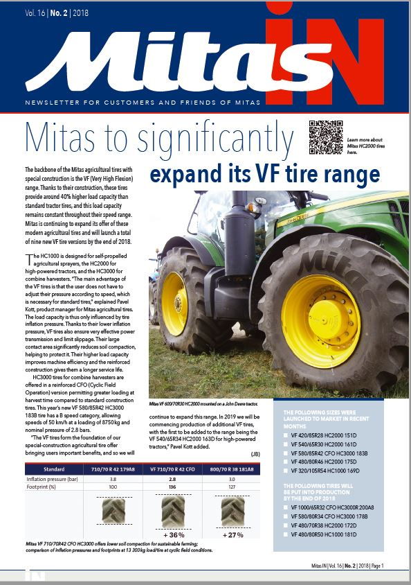 Mitas IN_02 Newsletter!
