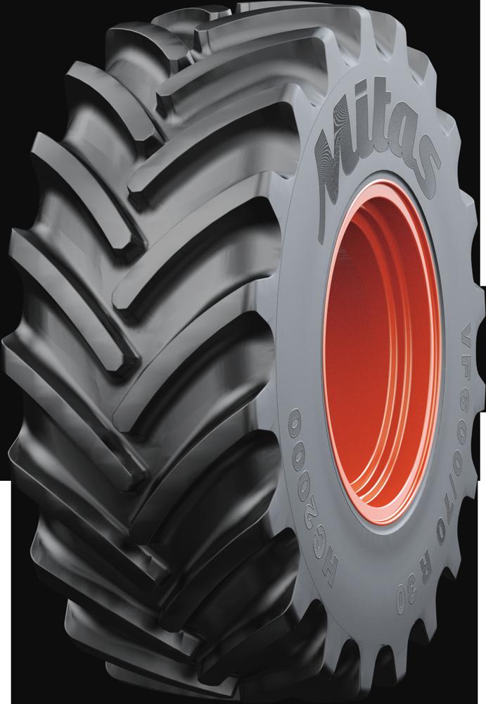 HCM tyres