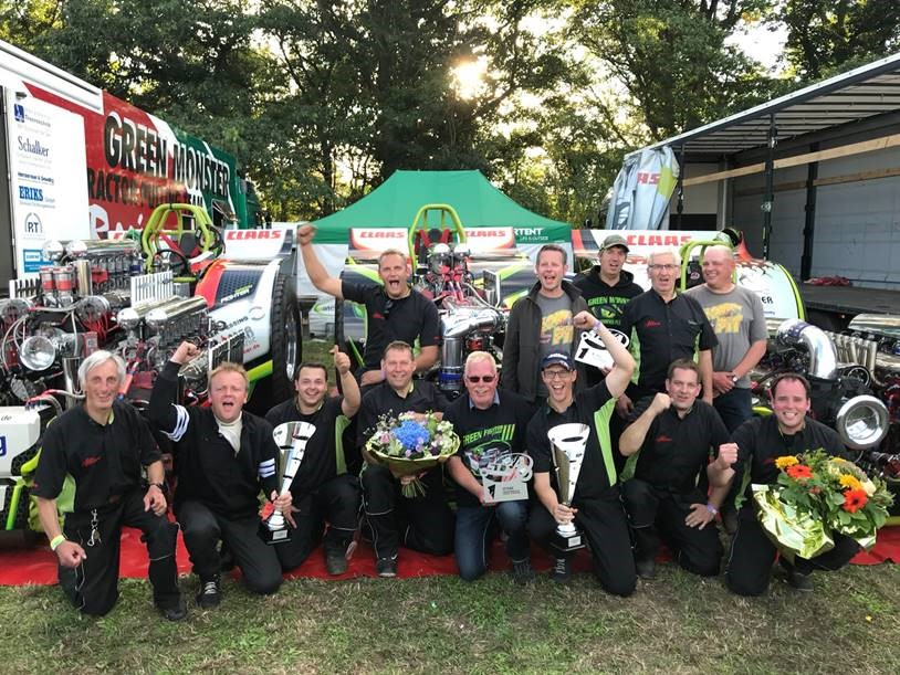 Tractor Pulling winners 2018