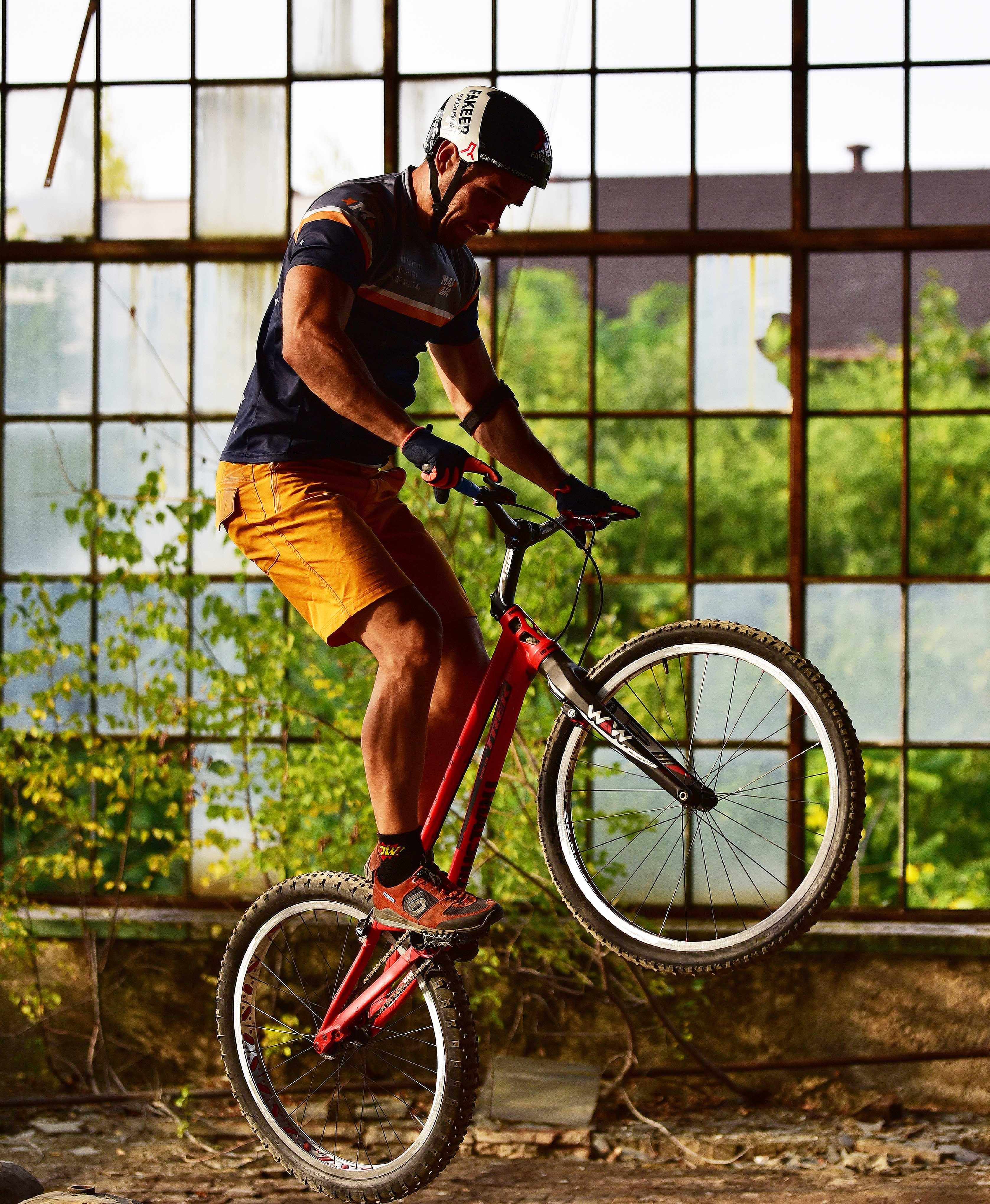 Vlasta Cihacek Mitas Bike Rider