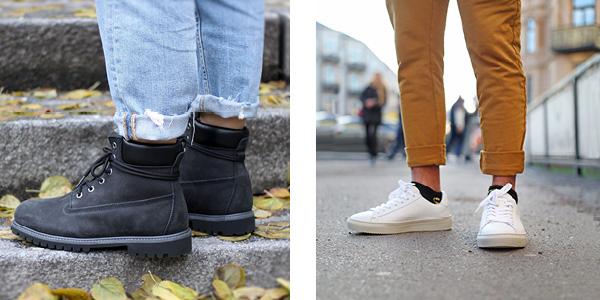 lille vinkel sko norge