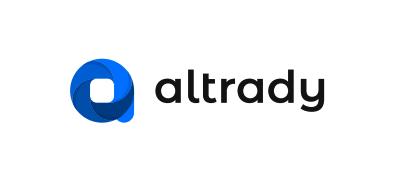 altrady crypto brand identity