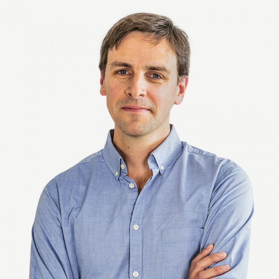 Tom Gray, Strategy and Innovation Director