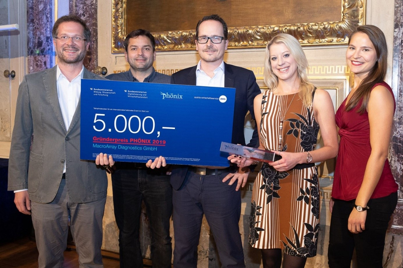 MADx wins Austrian start up competition!