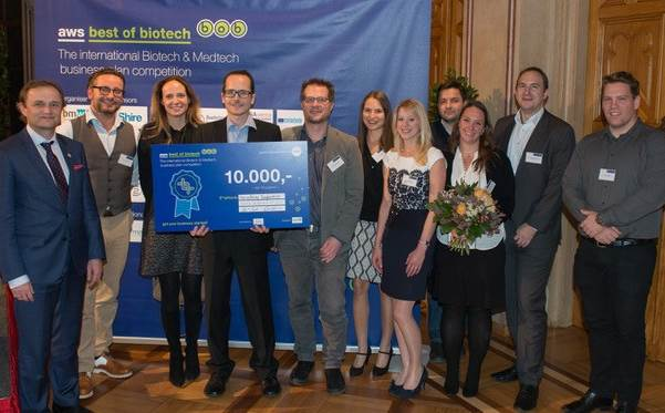 MADx wins international Best of Biotech award
