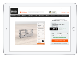 Embed Furniture Configurator