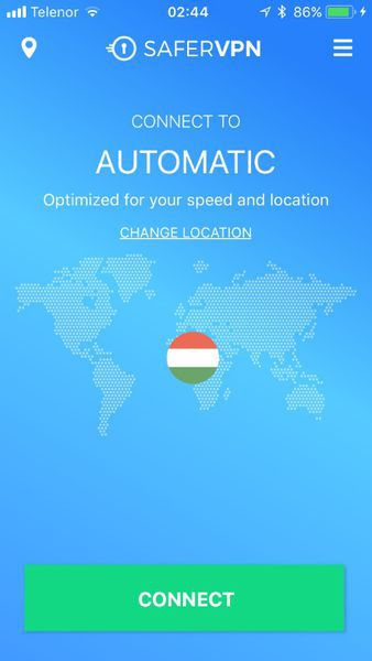 Automatic location is optimized
