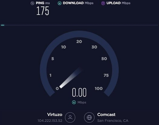 Get a VPN with the best download speed