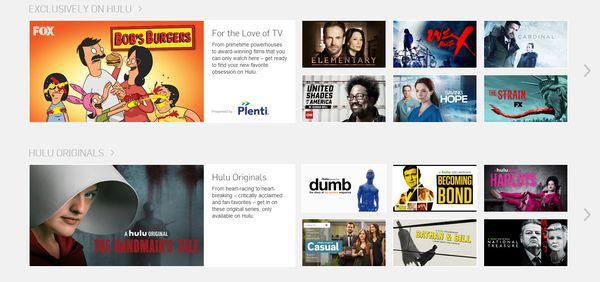 Hulu - never buffered